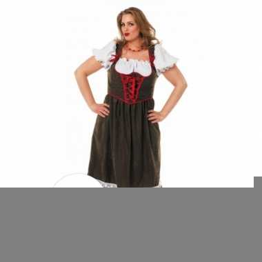 Tirolerkleding jurk voor dames
