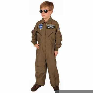 Topgun overall voor kinderen
