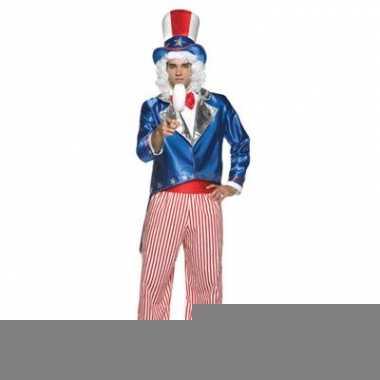 Uncle sam carnavalskleding