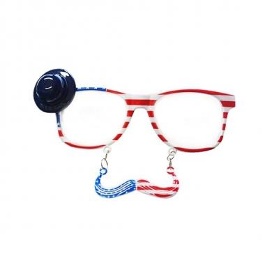 Usa snor bril