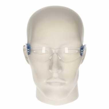 Veiligheidsbril blauw voor kinderen