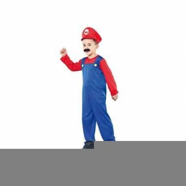 Voordelig loodgieter kostuum voor jongens alkmaar