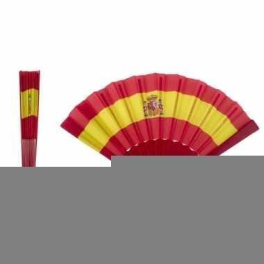 Waaier spaanse vlag