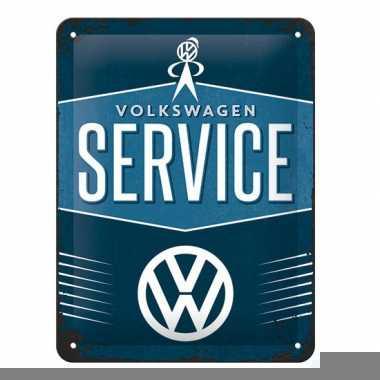 Wanddecoratie volkswagen service