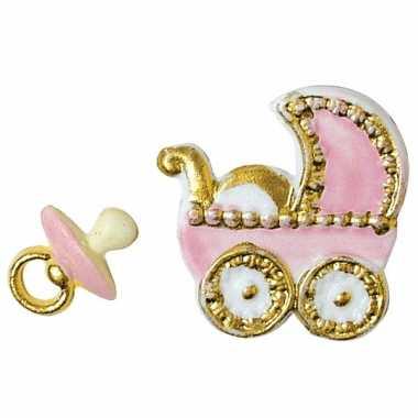 Was geboorte figuurtjes roze alkmaar