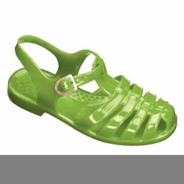 Waterschoenen voor kinderen groen maat 35/36