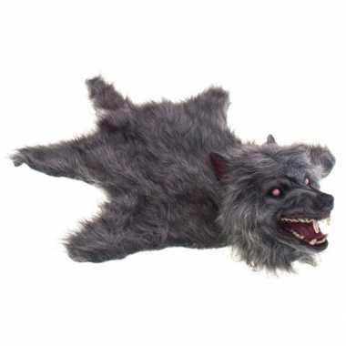 Weerwolf kleed met licht en geluid