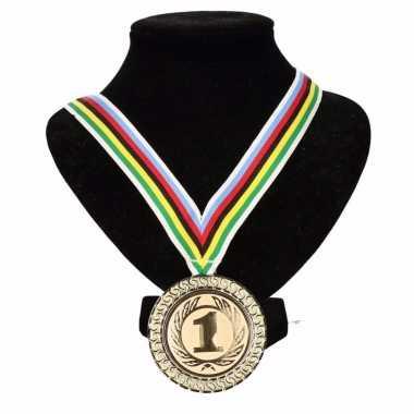 Wereldkampioen lint nr. 1 medaille