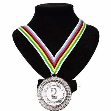 Wereldkampioen lint nr. 2 medaille