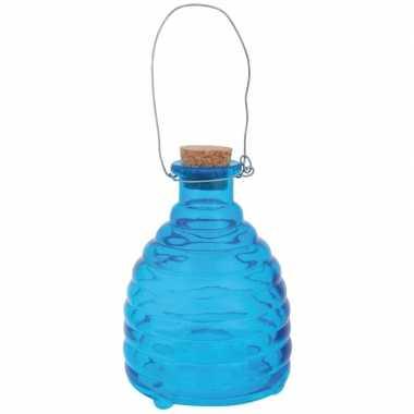 Wespenvanger blauw 14 cm