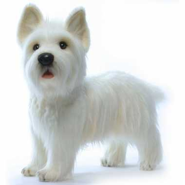 West highland terrier knuffel 50 cm