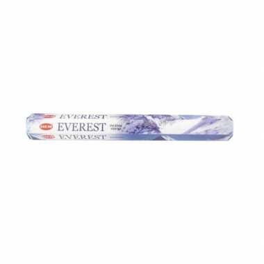 Wierook everest