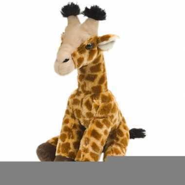 Wild republic knuffel giraffe 30 cm