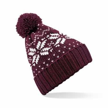 Wintermuts snowstar bordeaux