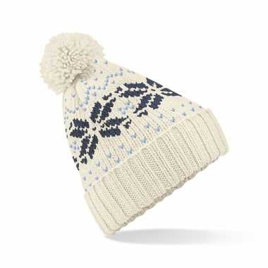 Wintermuts snowstar wit