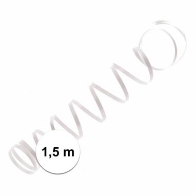 Wit ballon lint 1,5 meter