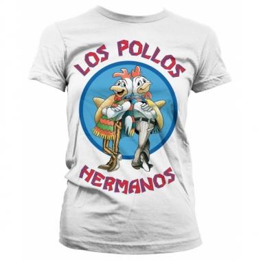 Wit los pollos hermanos t-shirt