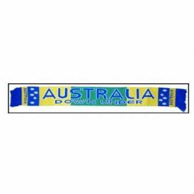 Wk sjaal australie