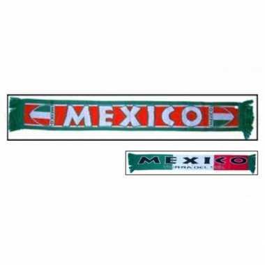 Wk sjaal mexico