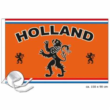 Wk vlag holland