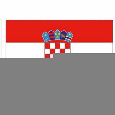 Wk vlag kroatie