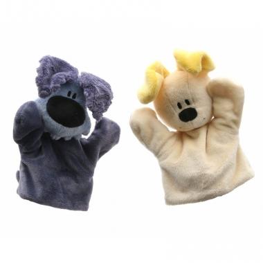 Woezel en pip handpoppen speelgoed trend
