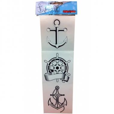 Zee matroos tattoos