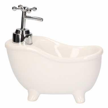 Zeep pompje badkuip