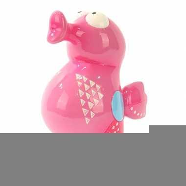 Zeepaardjes spaarpotten