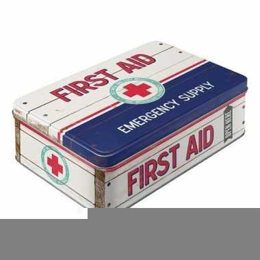 Ziekenhuis/dokters first aid doos