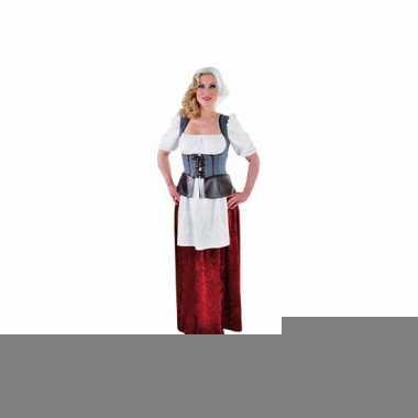 Zigeunerin kostuum voor dames