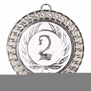 Zilveren kampioensmedailles 2