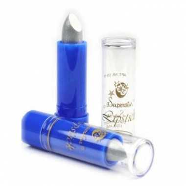 Zilveren lippenstiften