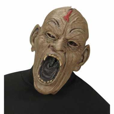 Zombie masker voor volwassenen