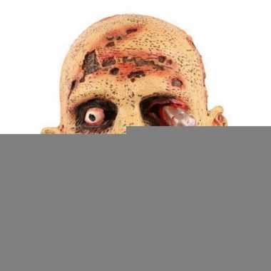 Zombie vermomming masker