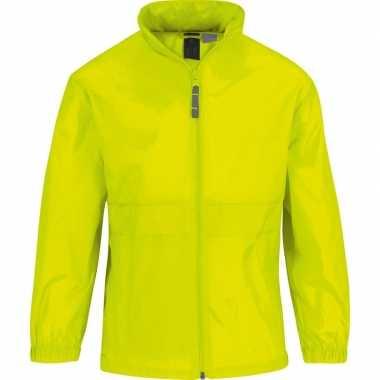 Zomerjasje windjas geel voor meisjes