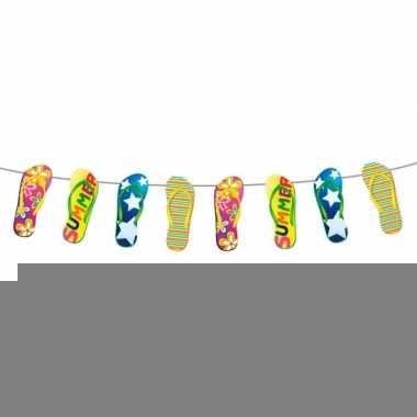 Zomerslinger met slippers 10 meter