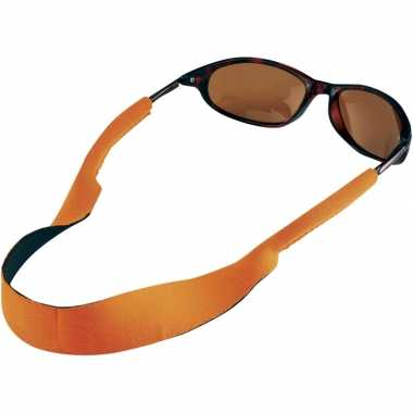 Zonnebrillen/brillen koord oranje