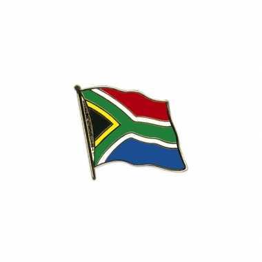 Zuid afrikaanse vlaggetjes pins