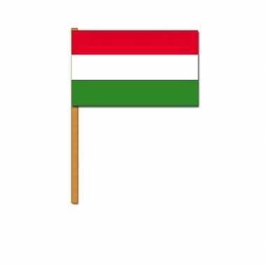 Zwaaivlaggetjes hongarije