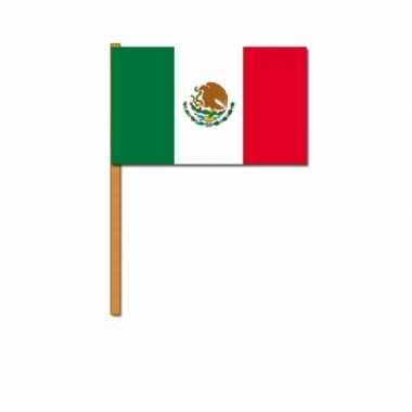 Zwaaivlaggetjes mexico