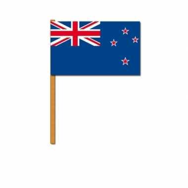 Zwaaivlaggetjes nieuw zeeland