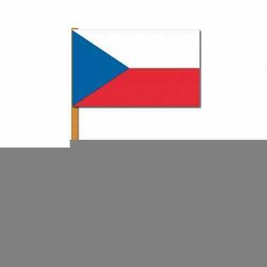 Zwaaivlaggetjes tsjechie