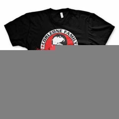Zwart family business t-shirt