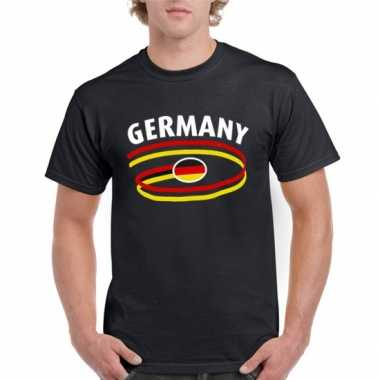 Zwarte heren shirts duitsland
