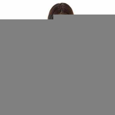 Zwarte veren boa dun 185 cm