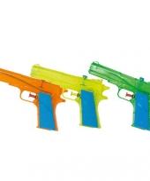 10 gekleurde water pistolen trend