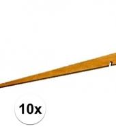 10 kampeerartikelen houten tentharingen trend