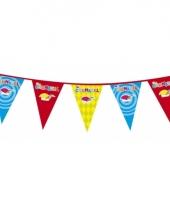 10 meter lange carnaval vlaggenlijn trend