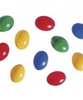 10 nep eieren in vrolijke kleuren trend